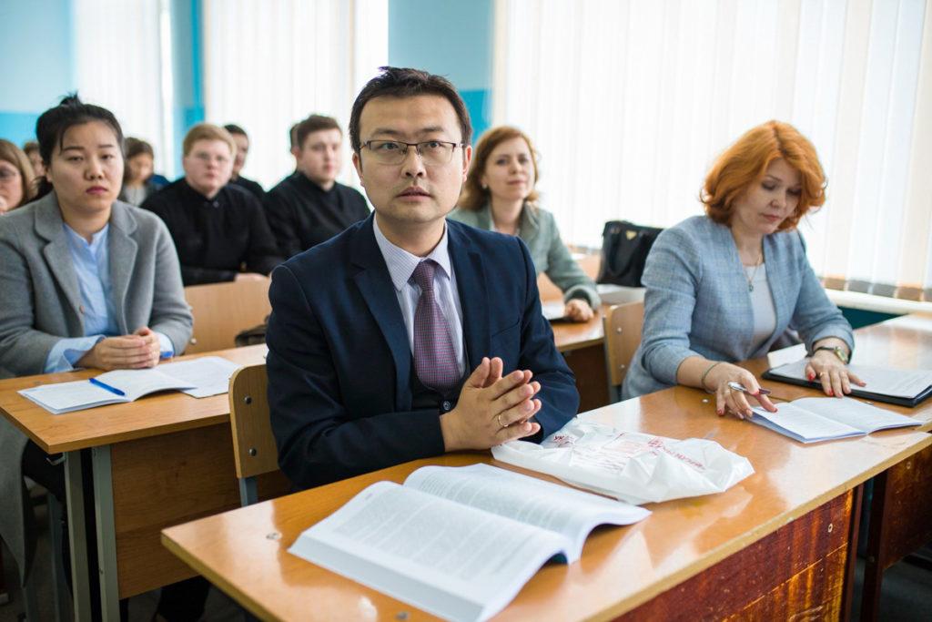 """Представители семинарии приняли участие в международной научно-практической конференции """"Актуальные вопросы изучения и преподавания истории, социально-гуманитарных дисциплин и права"""""""