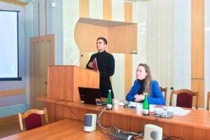 Павел Бартков выступил с докладом на VI Кирилло-Мефодиевских образовательных чтениях