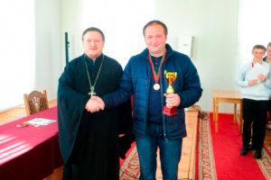 Витебская духовная семинария приняла участие в спортивных соревнованиях на первенство духовных школ