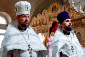 Руководство семинарии приняло участие в престольных торжествах Патриаршего подворья Белорусского Экзархата вМоскве