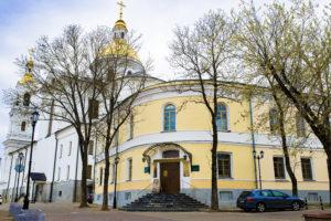 В Актовый день Витебская духовная семинария откроет свои двери для абитуриентов
