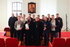 Витебская духовная семинария приняла участие в спортивных соревнованиях