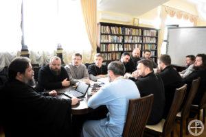 Проректор по воспитательной работе принял участие в XX Совещании православных сектоведов Беларуси