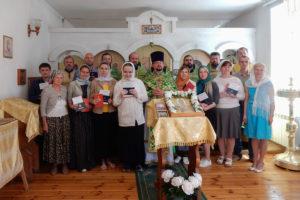 Проректор по воспитательное работе стал гостем выпускного акта в Оршанском духовном училище