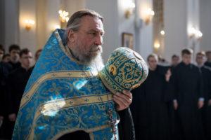 Встреча почитаемой копии Жировичской иконы Божией Матери