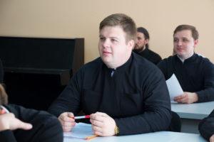 Витебская духовная семинария начинает прием документов на богословско-пастырское отделение