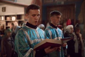 Ректор семинарии совершил всенощное бдение в храме Успения Пресвятой Богородицы