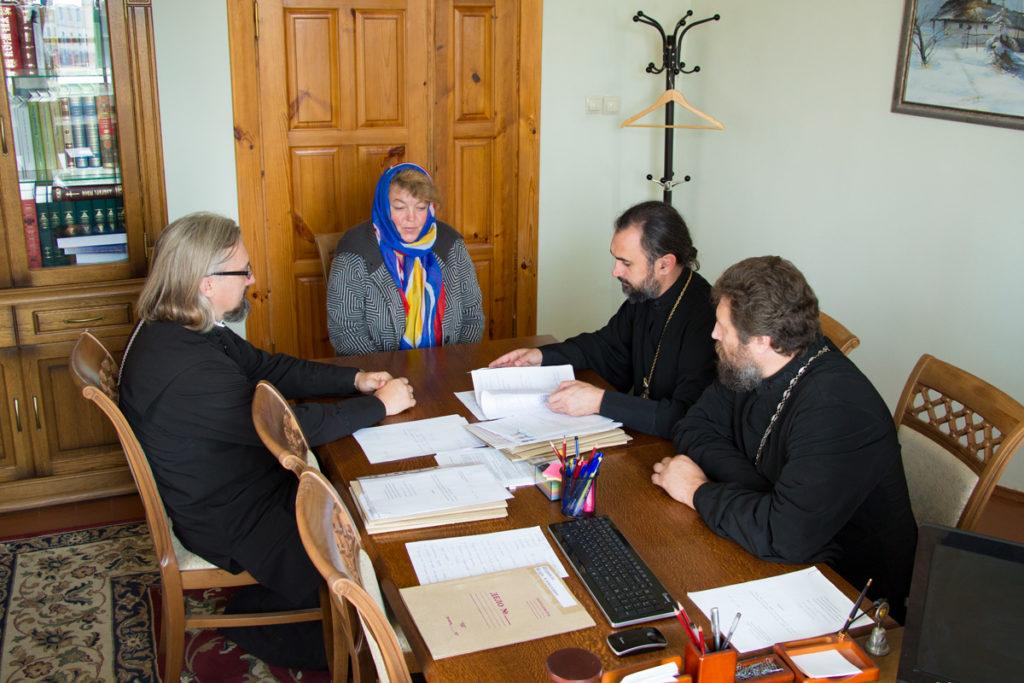 На богословско-педагогические и миссионерские курсы Витебской духовной семинарии зачислено 26 человек