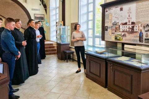 Семинаристы посетили Музей истории частного коллекционирования