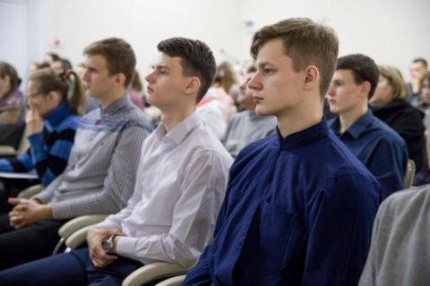 Семинаристы посетили вторую лекцию третьего сезона курсов «Витебск: реальная и популярная история родного города»