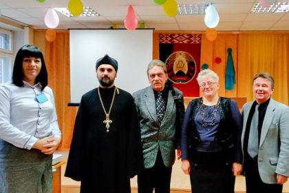 Проректор по воспитательной работе выступил на семинаре в СШ №23 г. Витебска