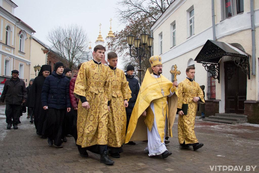 Преподаватели и студенты семинарии почтили день памяти святого князя Александра Невского