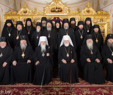 Ректор Витебской духовной семинарии принял участие в заседании Синода Белорусской Православной Церкви.