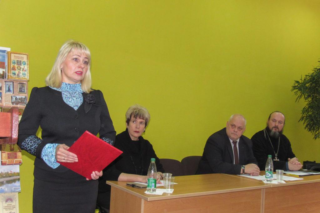 Преподаватели семинарии приняли участие в региональном этапе Рождественских чтений в Орше