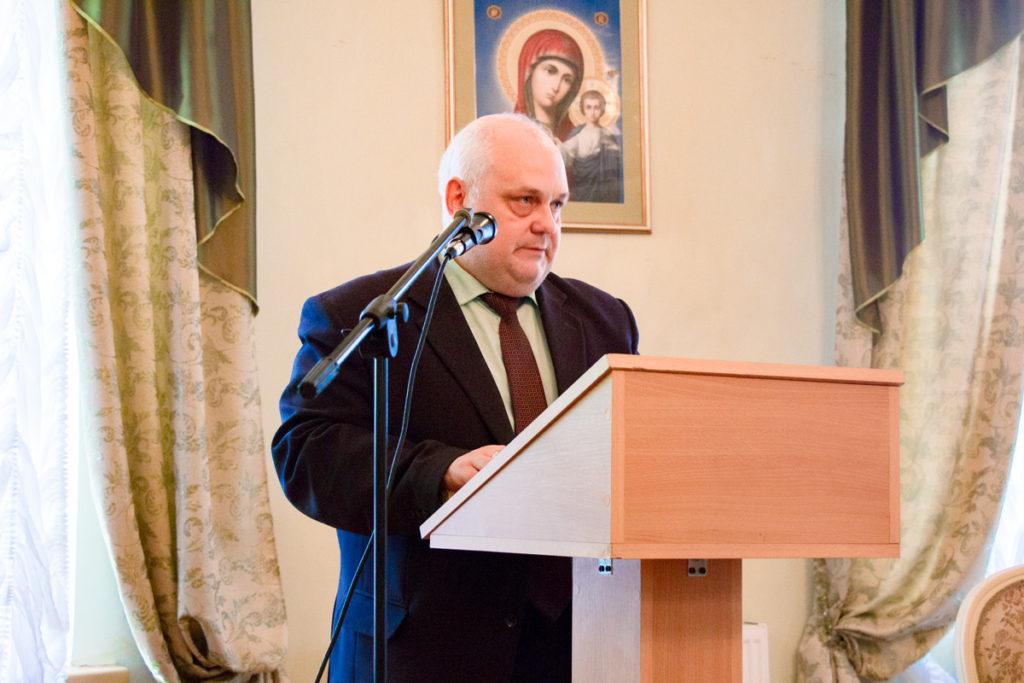 В семинарии прошли заседания регионального этапа IV международного Ирининского форума