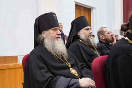 Ректор семинарии принял участие в VI Рождественских Образовательных чтениях Центрального викариатства города Москвы