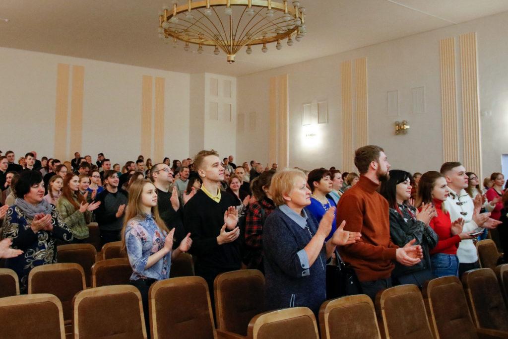 """Семинаристы посетили концерт """"Шедевры духовной музыки"""""""