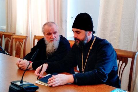 Проректор по воспитательной работе принял участие в XXIX Международной богословской конференции ПСТГУ в Москве