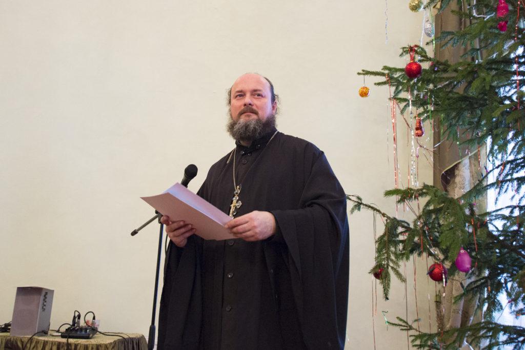 Рождественский праздник воскресных школ города Витебска. Фоторепортаж