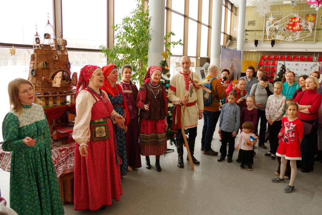 Витебской духовной семинариисостоится концерт ансамбля «Камышинка»