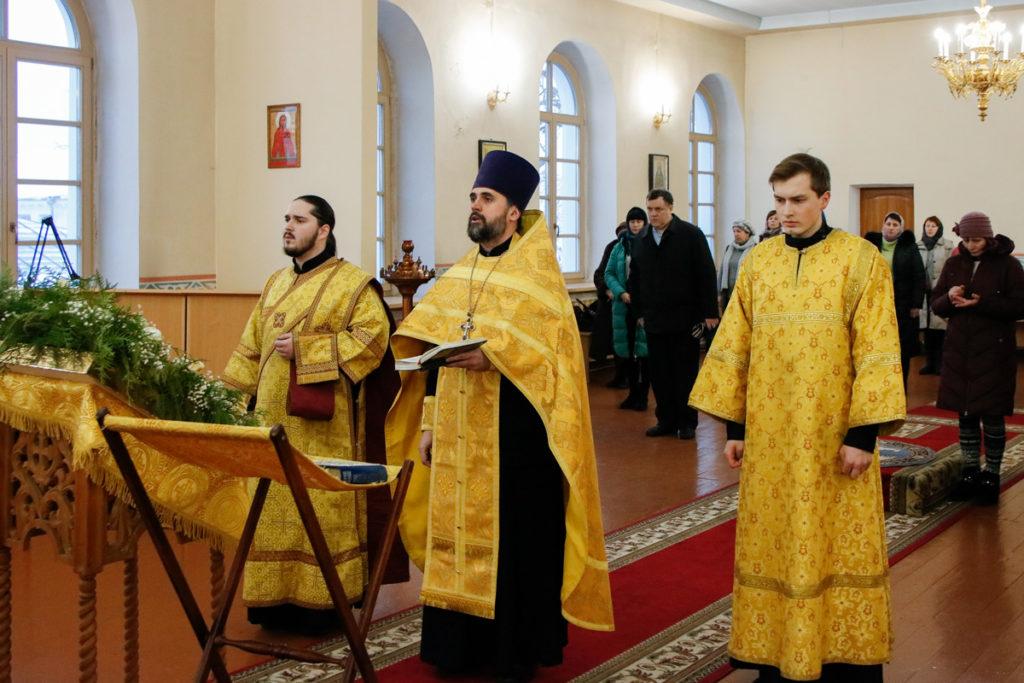 """В Витебской духовной семинарии начался очередной курс лекций """"Православие для начинающих"""""""