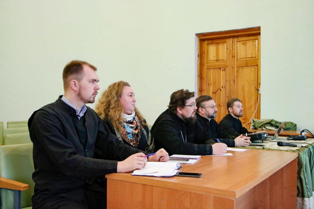 Витебская духовная семинария приняла участие в международном вебинаре