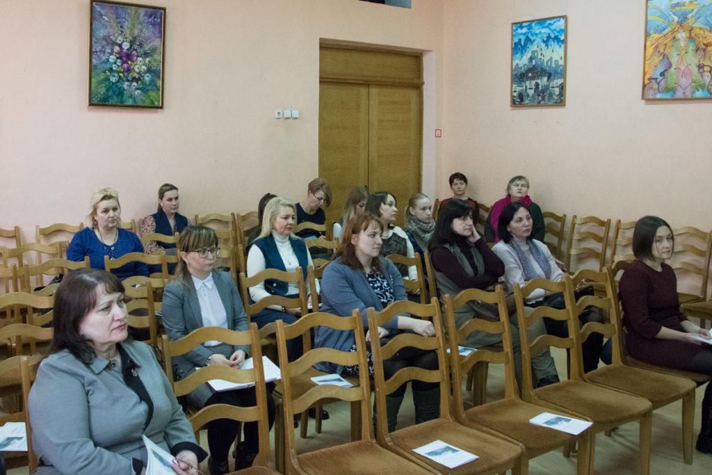Проректор по воспитательной работе выступил на заседании районного методического объединения классных руководителей