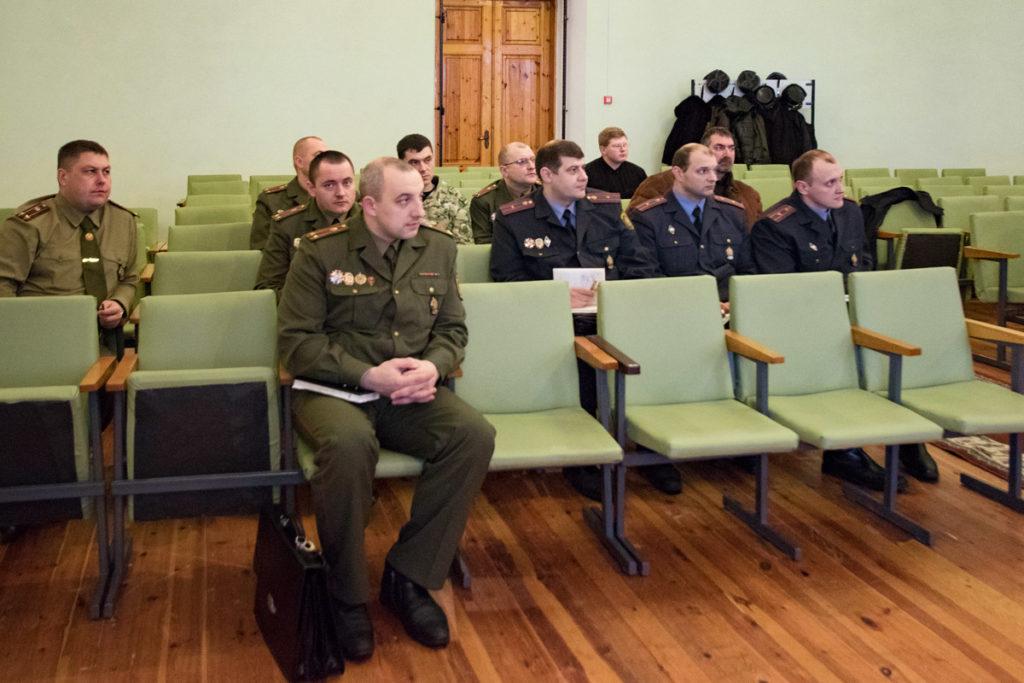 В актовом зале семинарии прошел традиционный ежегодный семинар по тюремному служению