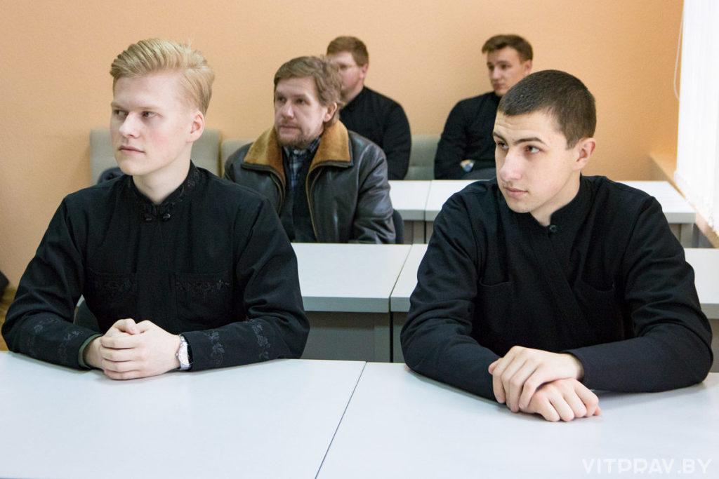 В Витебской духовной семинарии прошёл семинар «Особенности православной веб-журналистики»