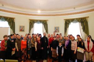 Завершился курс лекций «Православие для начинающих»