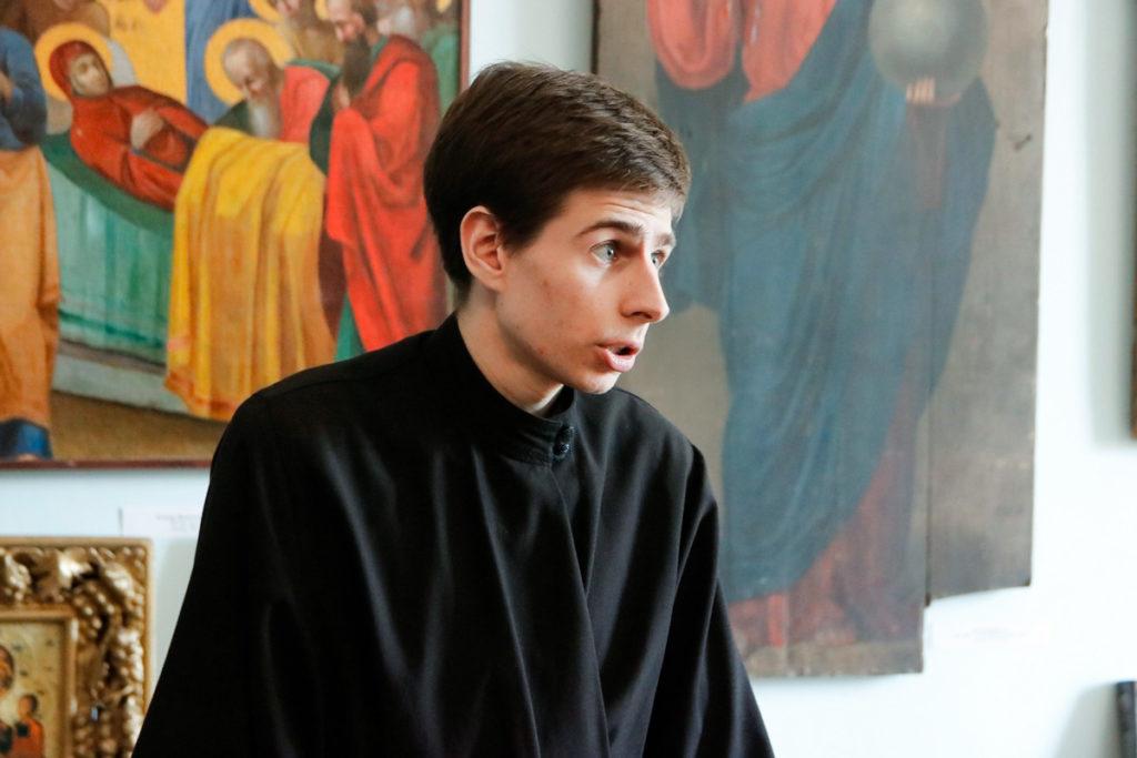 В Витебской духовной семинарии прошел День открытых дверей