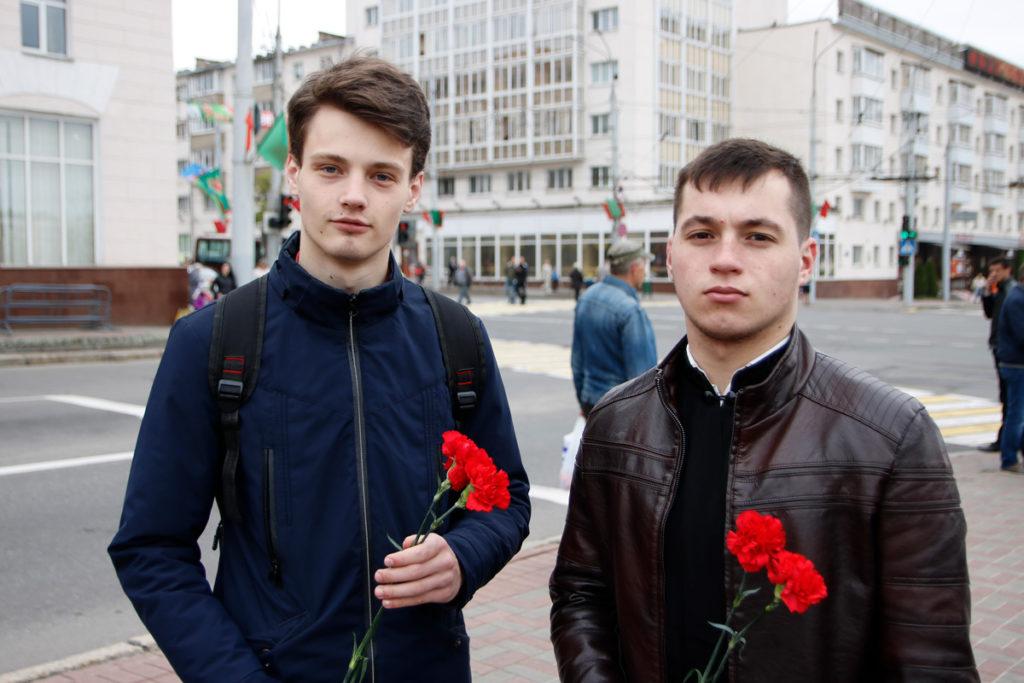 Руководство и студенты семинарии отпраздновали 74-ую годовщину Победы в Великой отечественной войне