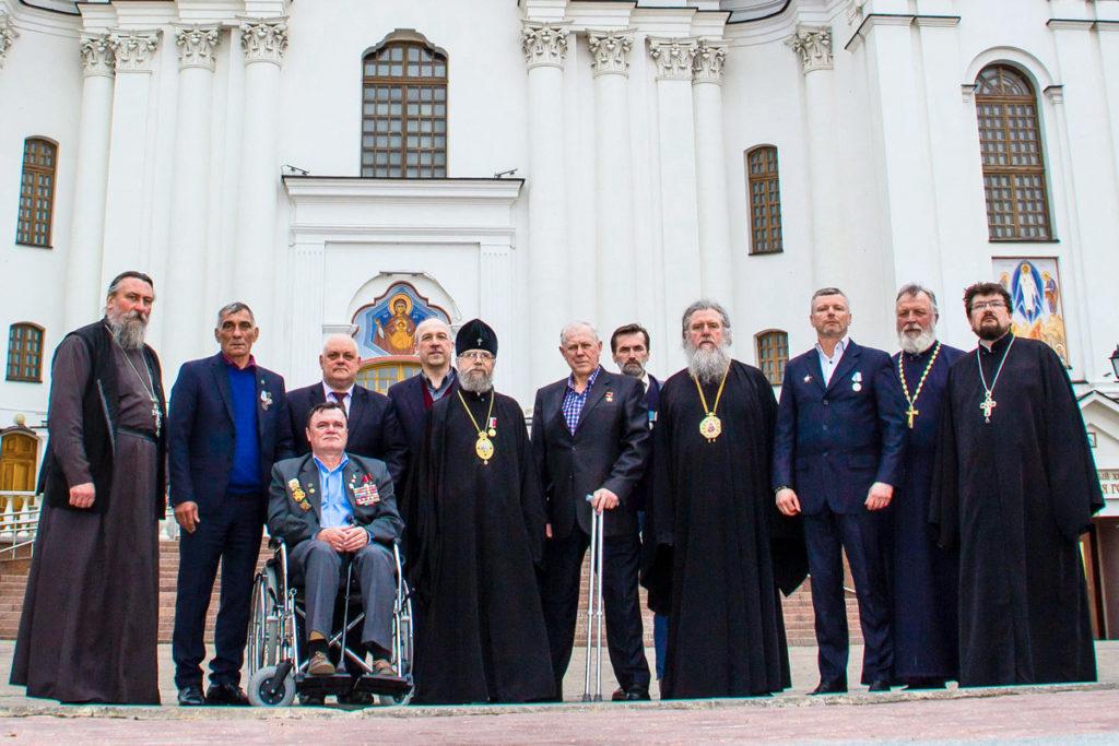 Ректор семинарии встретился с митрополитом Белоцерковским иБогуславским Августином