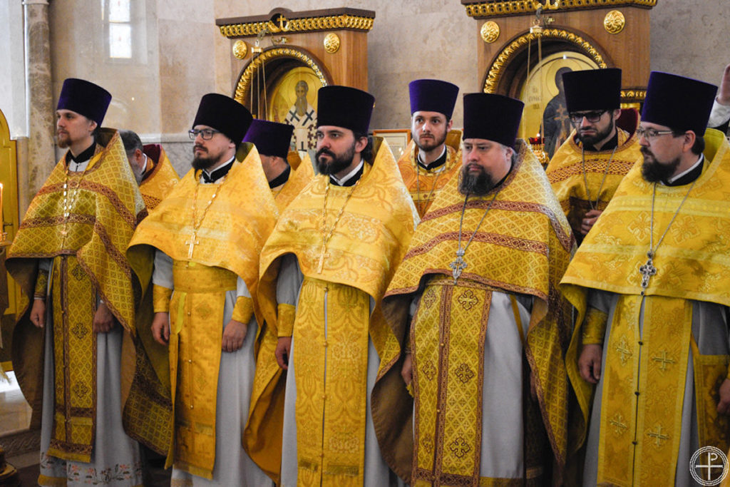 Первый проректор семинарии принял участие в объединенных выпускных торжествах Минской духовной академии и Института теологии БГУ