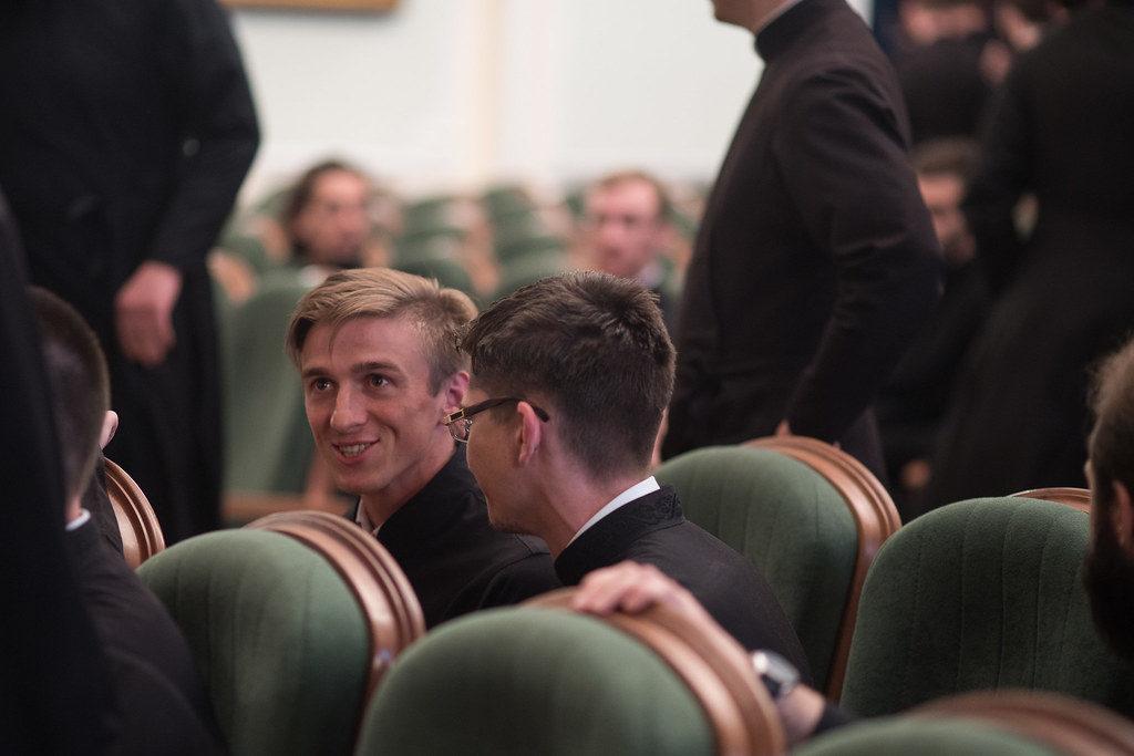 Выпускники семинарии стали студентами духовных академий РПЦ