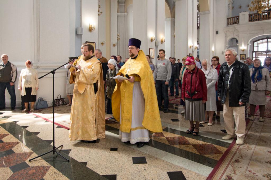 праздника православной хоровой музыки «Славянский благовест».