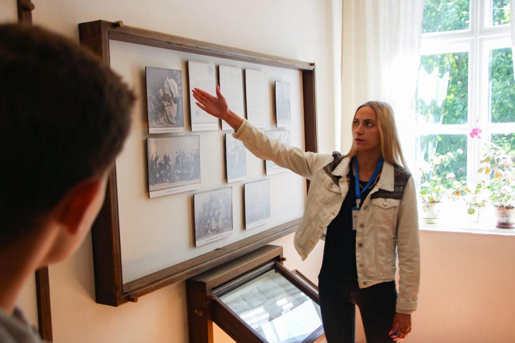 Семинаристы посетили музей-усадьбу Ильи Репина «Здравнёво»