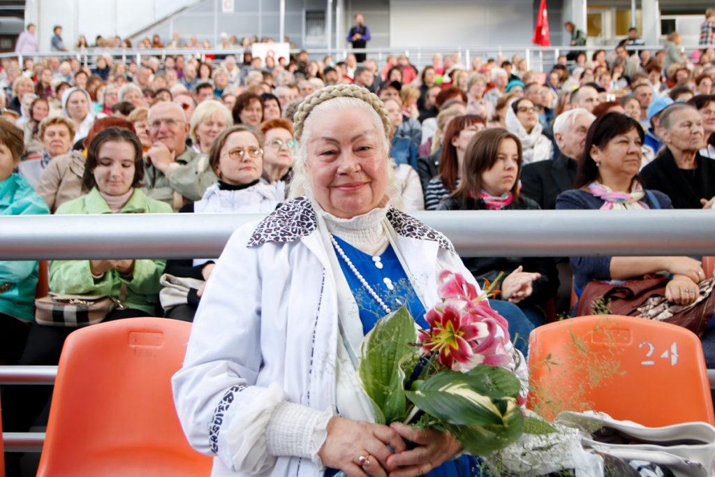 Представители семинарии посетили гала-концерт XVII Международного молодежного православного форума-фестиваля «Одигитрия»