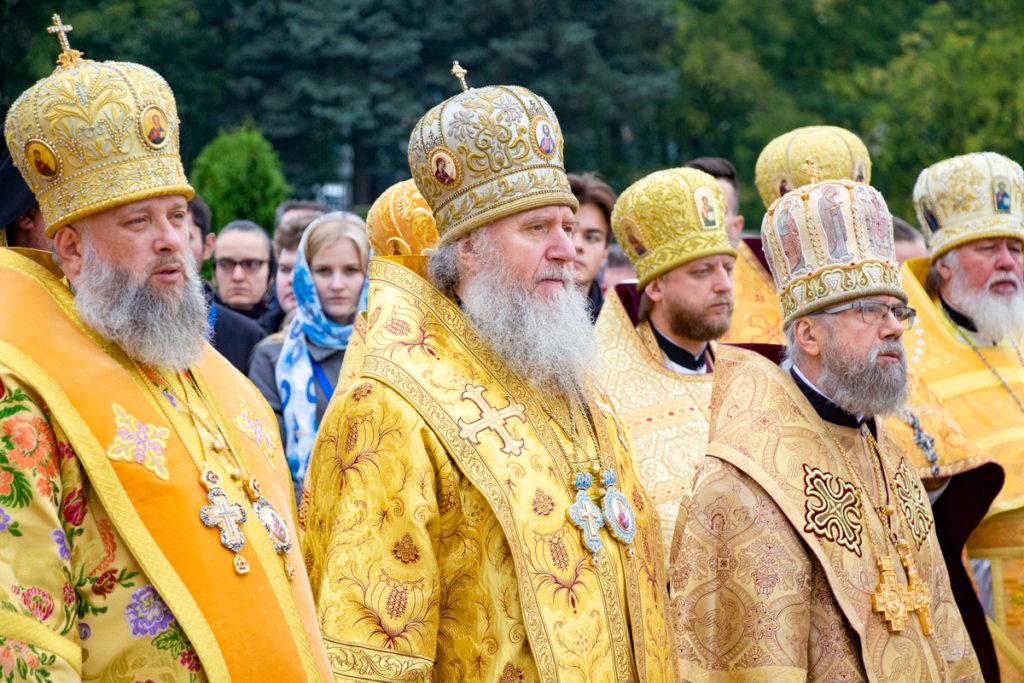 Праздничные торжества по случаю 30-летия со дня образования Белорусского Экзархата в Минске