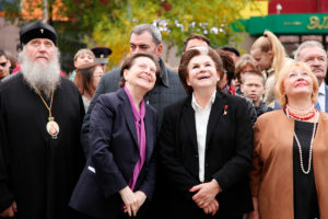 Ректор семинарии принял участие в торжествах по случаю 50-летия Белоярского района