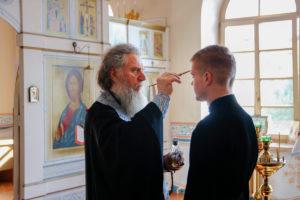 Архиепископ Димитрий благословил преподавателей и студентов семинарии на начало нового учебного года