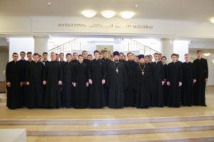 Делегация Витебской духовной семинарии посетила православную книжную выставку-форум «Радость Слова»