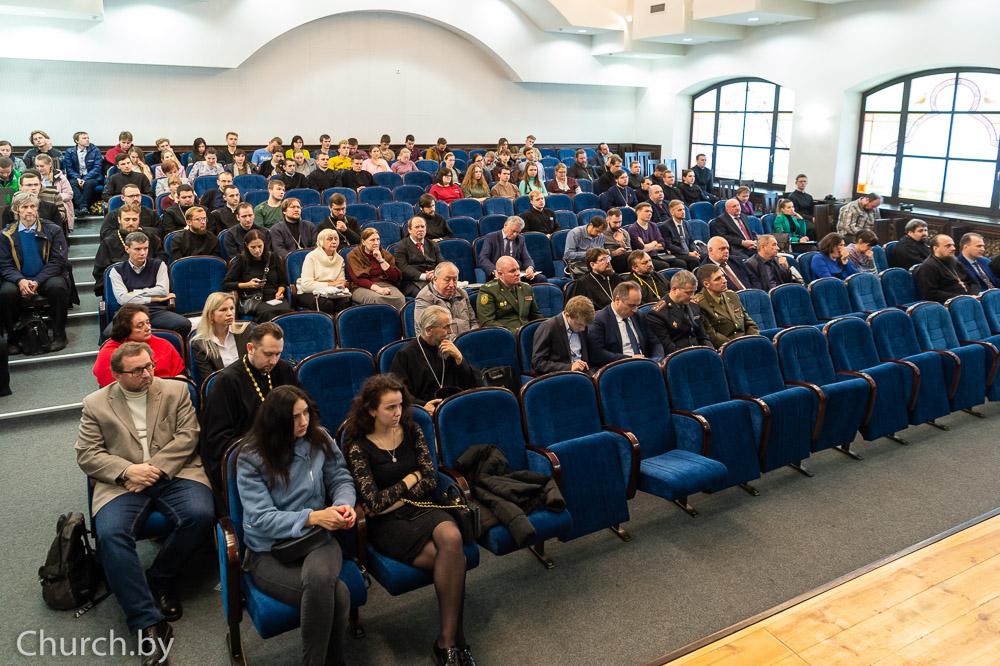 Представители семинарии приняли участие заседании Координационного совета по разработке и реализации совместных программ сотрудничества между органами государственного управления и Белорусской Православной Церковью