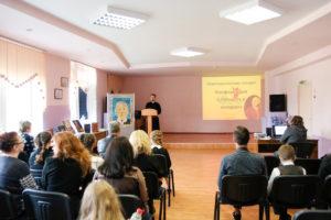 """Преподаватель семинарии принял участие в конференции """"Личность в истории"""""""