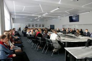 В Витебске прошел заключительный этап V Международного Ирининского форума, посвящённого 75-летию Победы в Великой Отечественной войне
