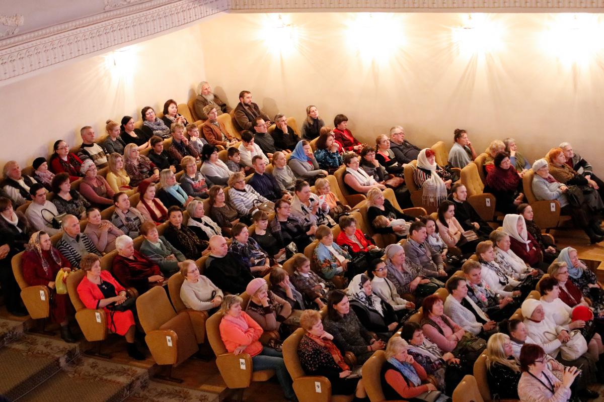 Ректор семинарии награжден орденом УПЦ святителя Димитрия, митрополита Ростовского