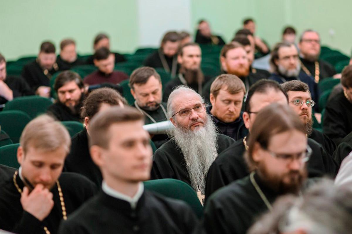 Проректор по учебной работе принял участие в III семинаре Сообщества преподавателей и исследователей Священного Писания