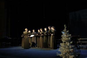 Семинарский хор принял участие в XXVI открытом областном празднике духовной музыки