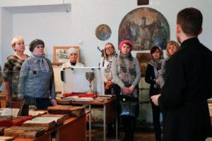 Семинарию посетили работники библиотек города Витебска