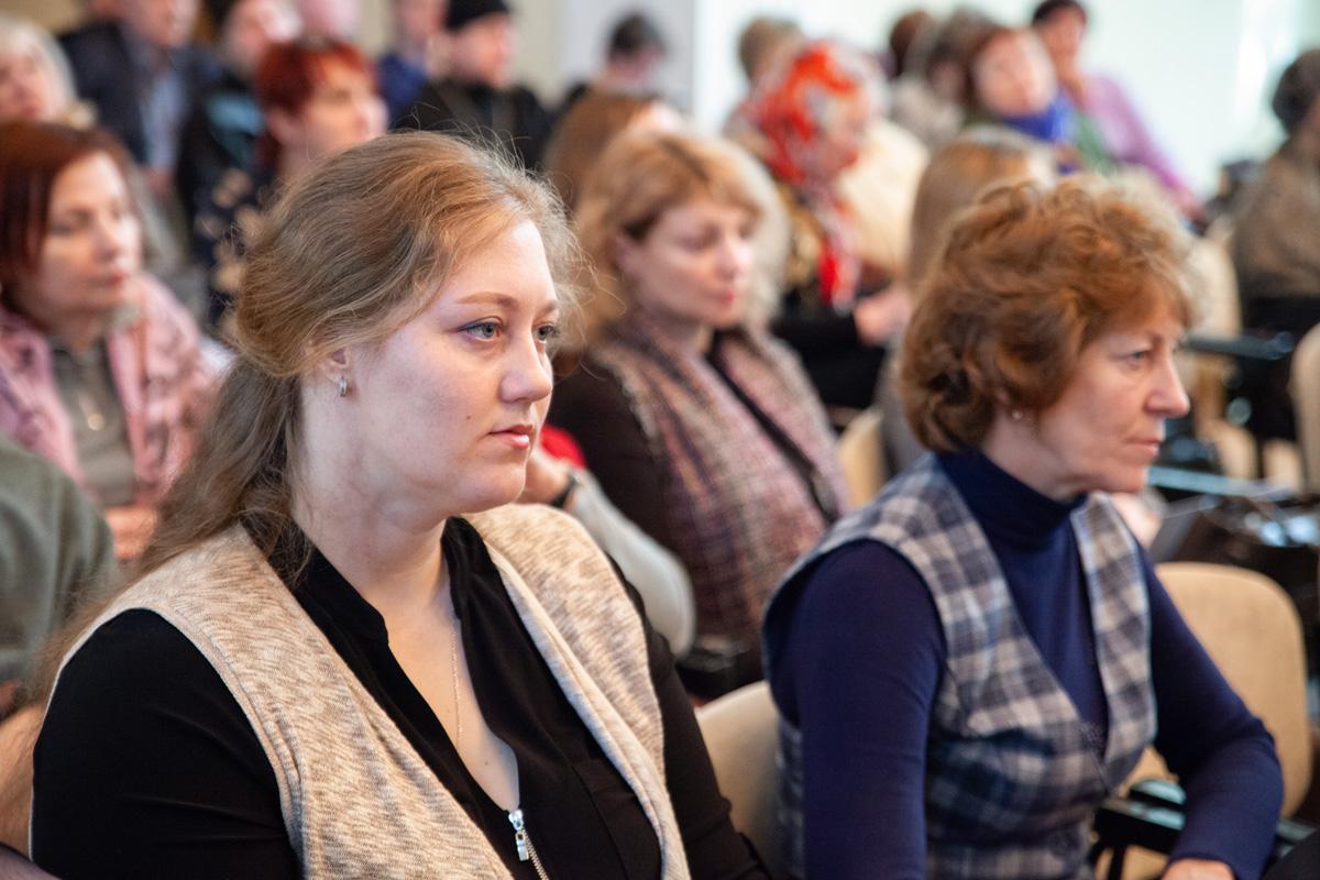 Представители семинарии приняли участие в XVIII Сретенских образовательных чтениях «75-летие Великой Победы: наследие и наследники»